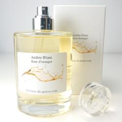 AMBRE BLANC - FLEUR D'ORANGER