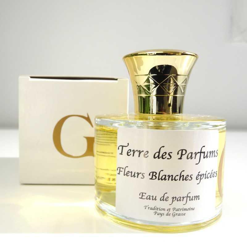 Parfum FLEURS BLANCHES EPICE