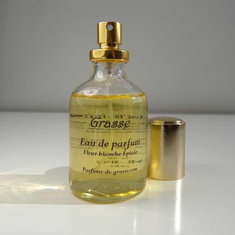 Parfums de Grasse Fleurs Blanches Épicées