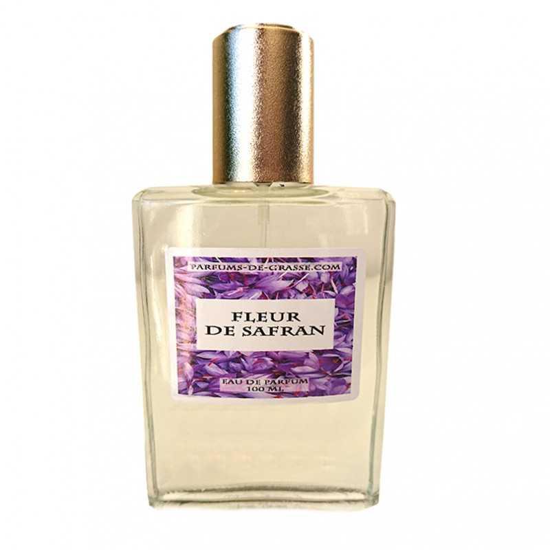 parfum fleur de safran
